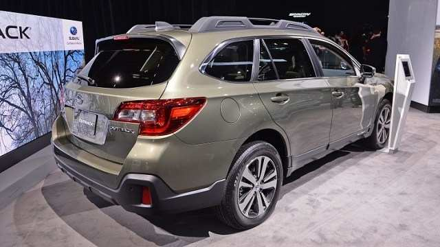 46 Gallery of Subaru Hybrid Outback 2020 Price and Review with Subaru Hybrid Outback 2020