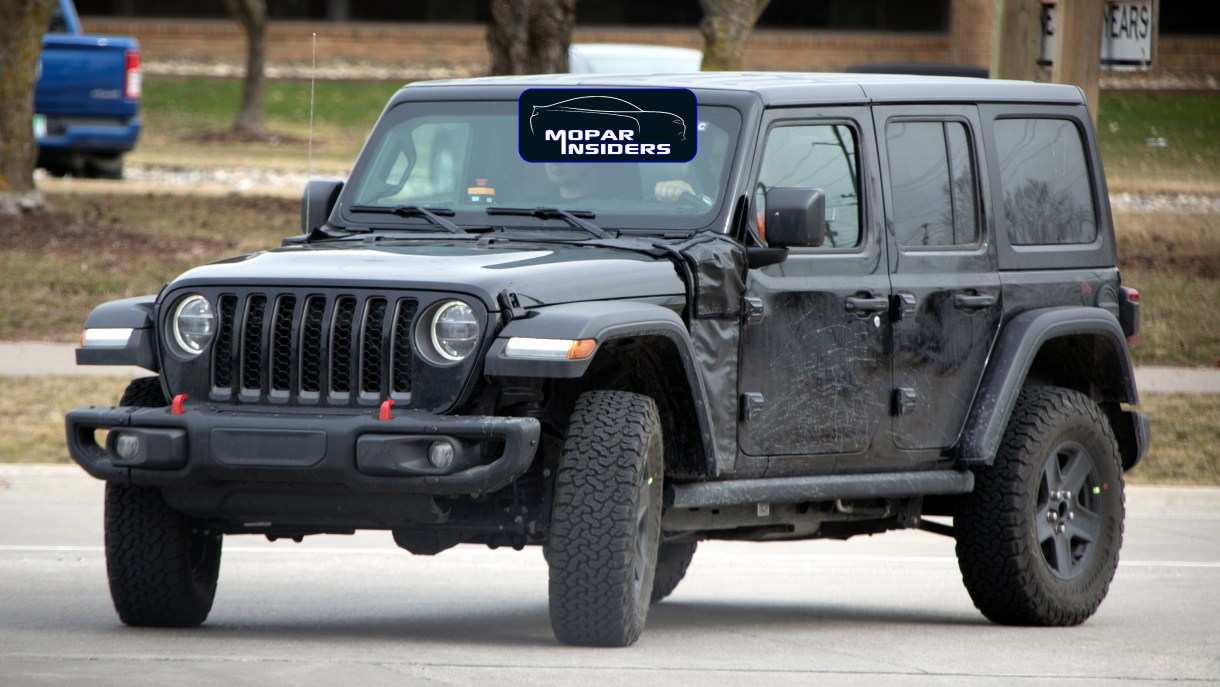 46 Gallery of When Will 2020 Jeep Wrangler Be Available Engine for When Will 2020 Jeep Wrangler Be Available