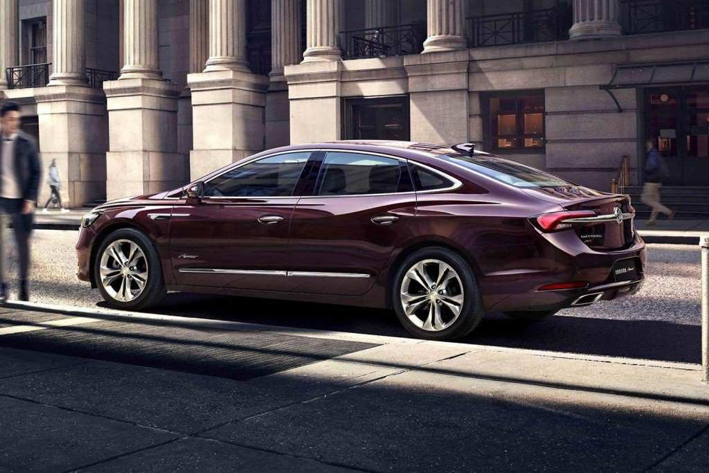 46 Great 2020 Buick Lacrosse China Research New with 2020 Buick Lacrosse China