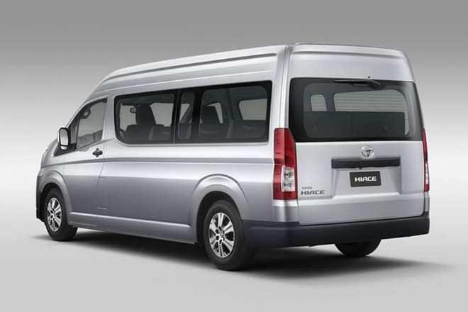 46 Great Toyota Van 2020 Redesign for Toyota Van 2020