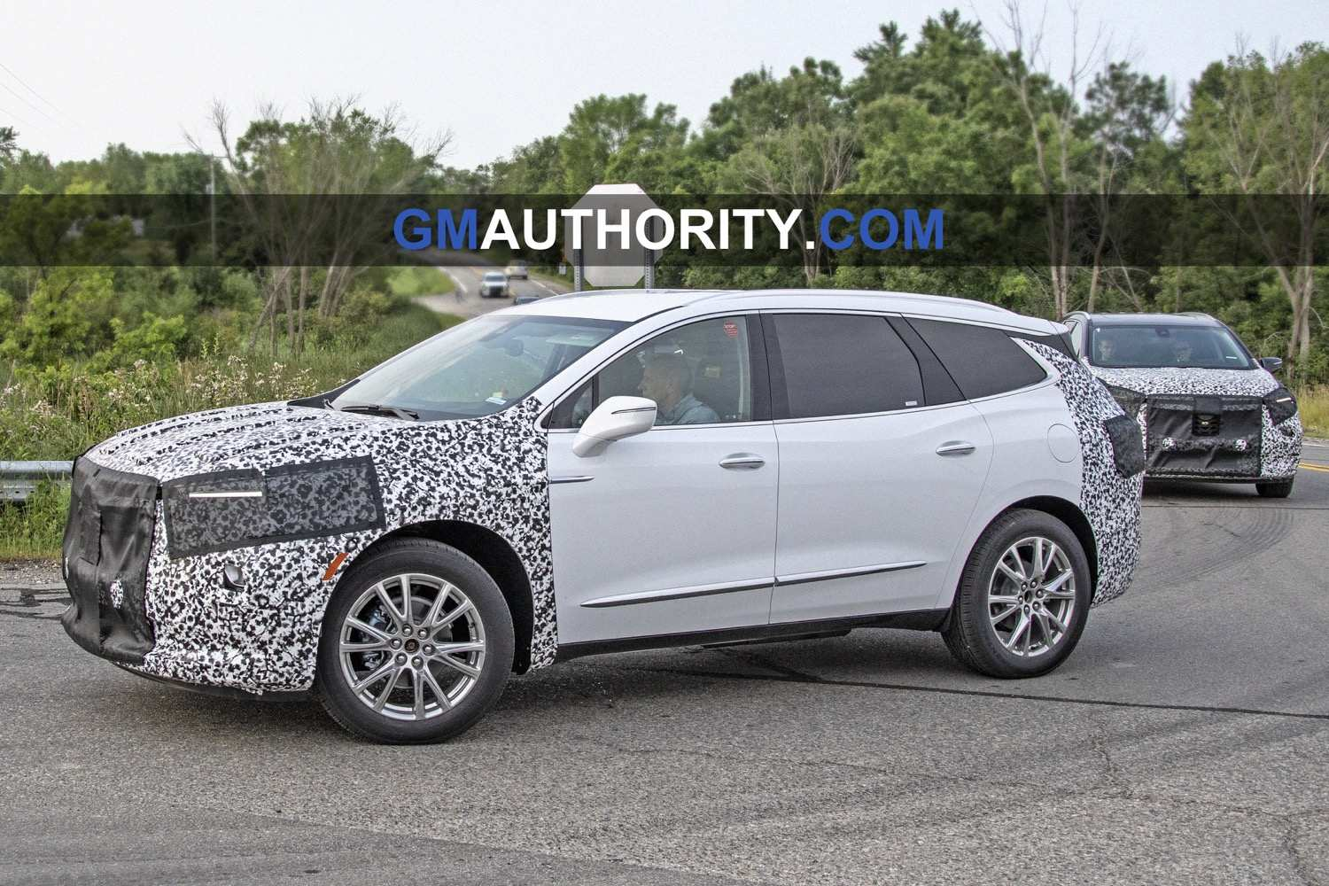 46 New 2019 Buick Enclave Spy Photos Release Date by 2019 Buick Enclave Spy Photos