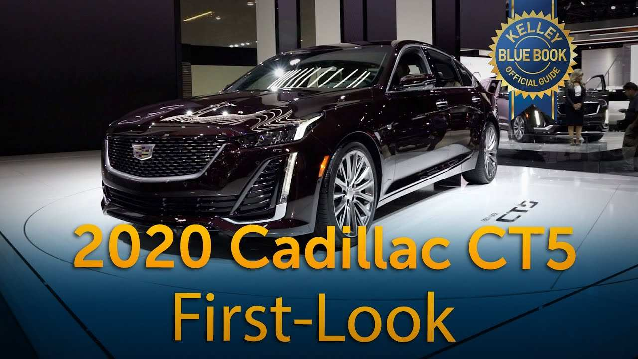 46 New 2020 Cadillac Ct5 Interior Spesification with 2020 Cadillac Ct5 Interior