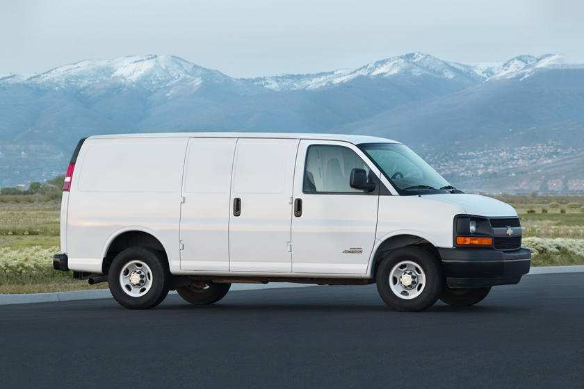 47 All New Chevrolet Express Van 2020 New Review for Chevrolet Express Van 2020