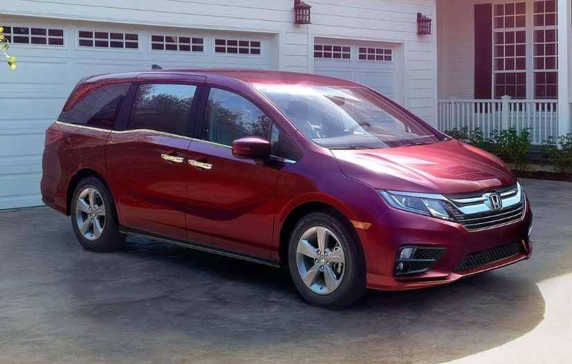 47 All New Honda Odyssey Type R 2020 Style for Honda Odyssey Type R 2020