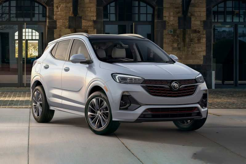 47 Best Review Buick Encore 2020 Engine by Buick Encore 2020