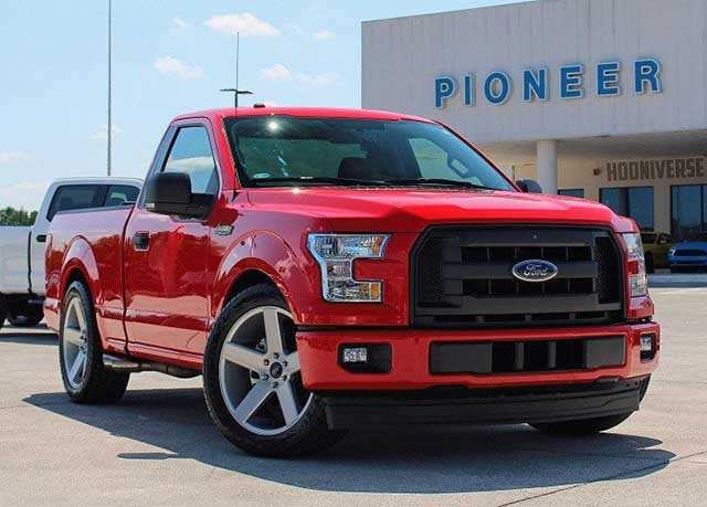 47 Best Review Ford Lightning 2020 Exterior and Interior by Ford Lightning 2020