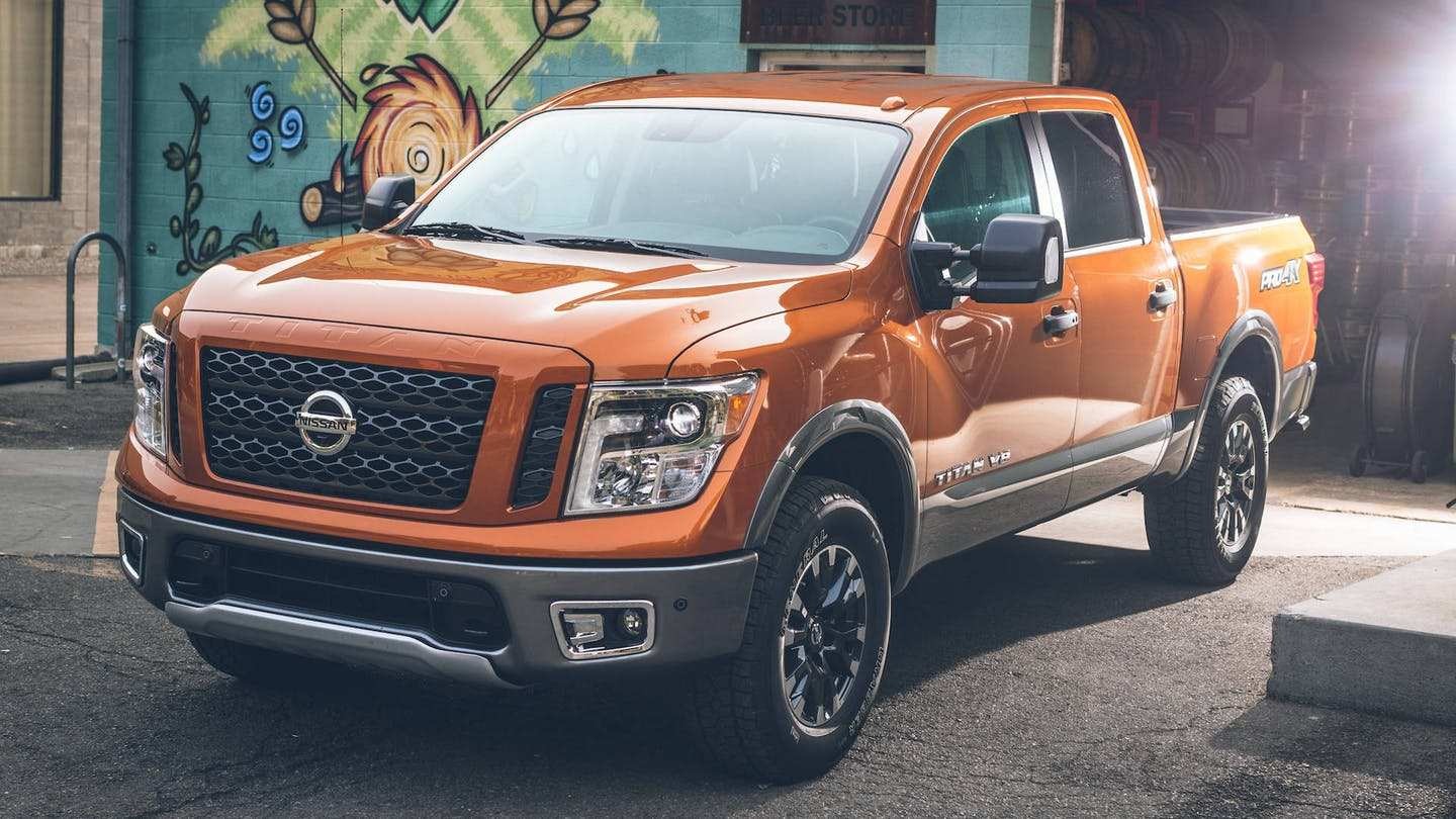 47 Best Review Nissan Titan Xd 2020 Engine for Nissan Titan Xd 2020