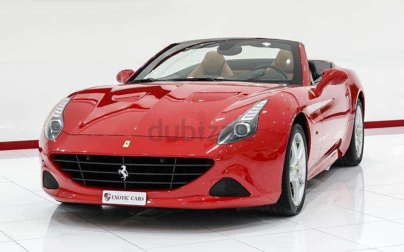 47 Concept of Ferrari California T 2020 Research New for Ferrari California T 2020