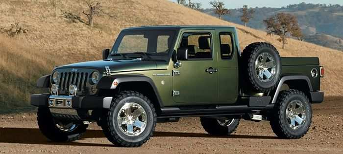 47 Concept of Jeep Wrangler Pickup 2020 Spesification with Jeep Wrangler Pickup 2020