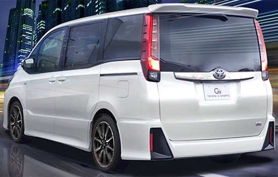 47 Concept of Toyota Voxy 2020 First Drive for Toyota Voxy 2020