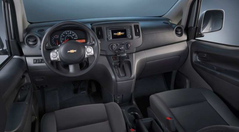 47 Gallery of Chevrolet Express 2020 New Review by Chevrolet Express 2020