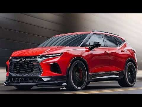 47 Gallery of Chevrolet Full Size Blazer 2020 Overview for Chevrolet Full Size Blazer 2020