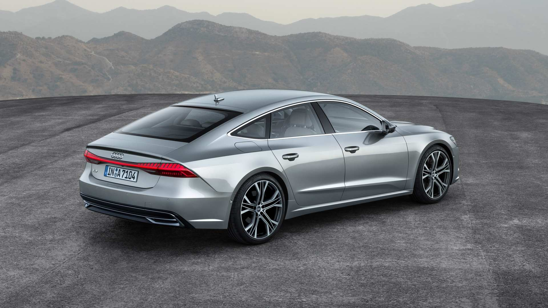 47 New 2019 Audi A7 Ratings with 2019 Audi A7