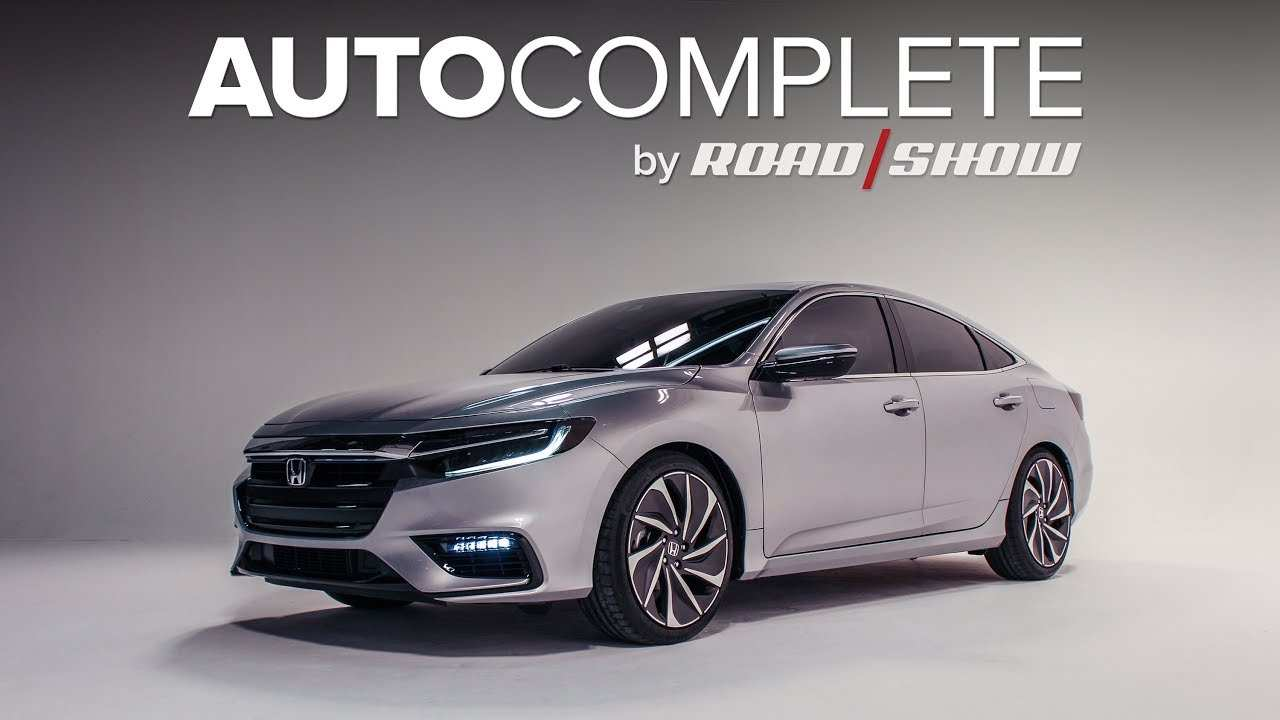 47 New 2019 Honda Civic Hybrid Price by 2019 Honda Civic Hybrid