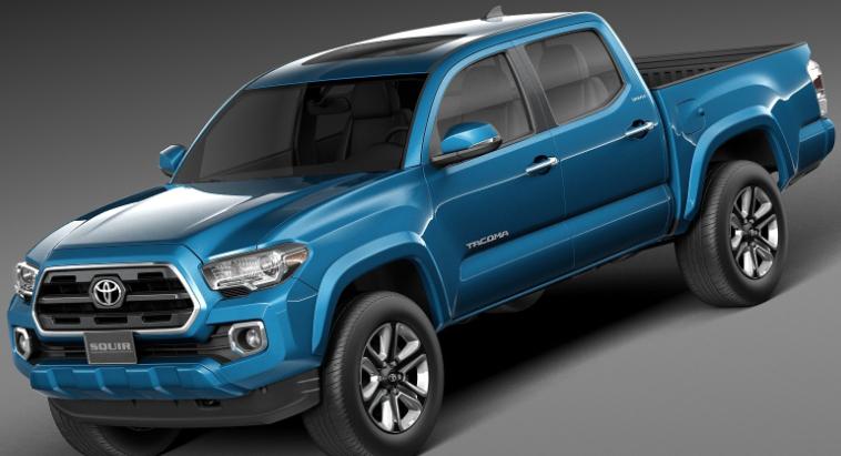 47 New Toyota Tacoma Hybrid 2020 Model by Toyota Tacoma Hybrid 2020