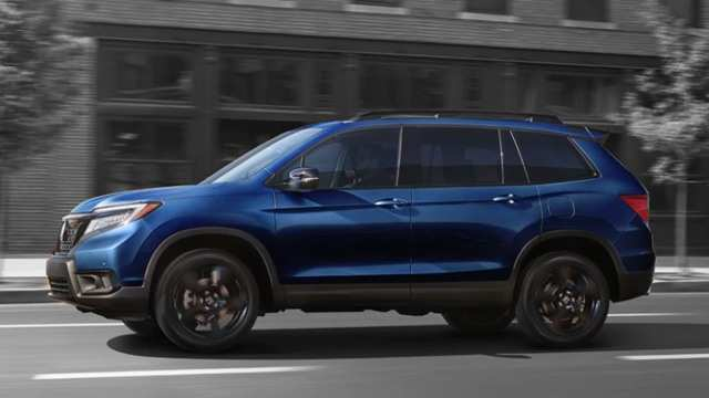 48 Best Review Honda Passport 2020 History with Honda Passport 2020