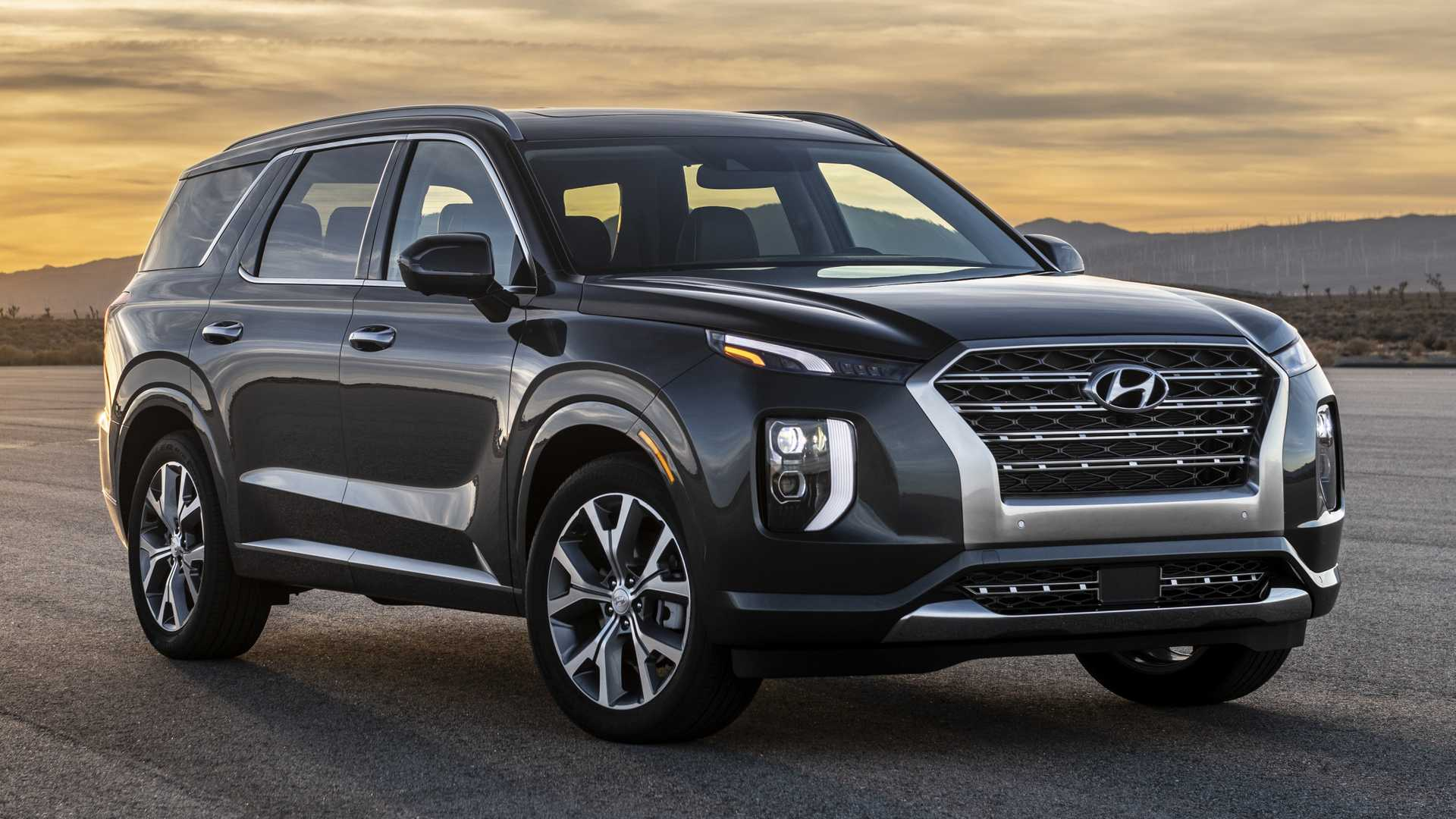 48 Best Review Hyundai Large Suv 2020 Photos with Hyundai Large Suv 2020