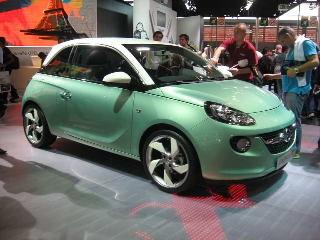 48 Best Review Opel Adam 2020 Prices with Opel Adam 2020