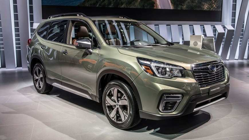 48 Best Review Subaru Forester 2020 Review New Review by Subaru Forester 2020 Review