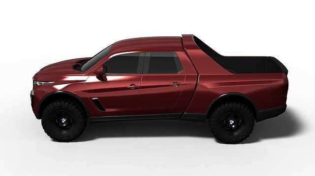 48 Concept of Bmw Truck 2020 Overview with Bmw Truck 2020