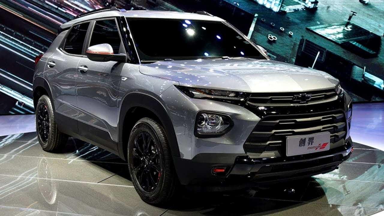 48 Concept of Chevrolet Trailblazer 2020 Interior Spy Shoot for Chevrolet Trailblazer 2020 Interior