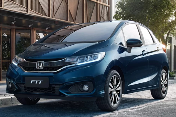 48 Concept of Honda Fit Redesign 2020 Release by Honda Fit Redesign 2020