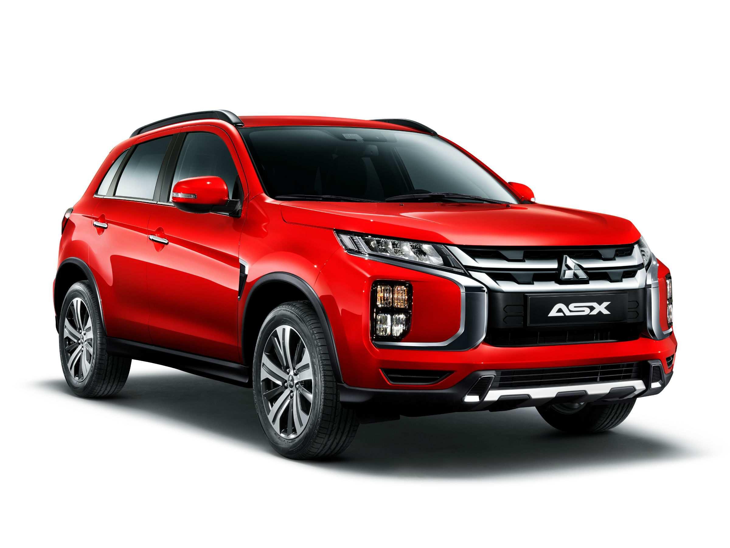 48 Concept of Mitsubishi Asx 2020 Dane Techniczne Exterior and Interior by Mitsubishi Asx 2020 Dane Techniczne
