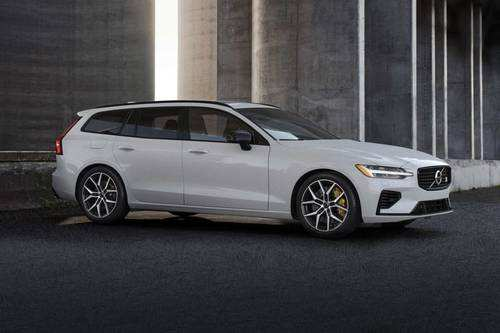48 Gallery of 2020 Volvo V60 Wagon Specs for 2020 Volvo V60 Wagon