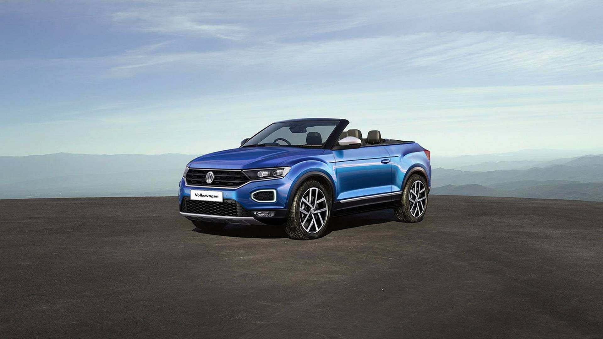 48 Gallery of Volkswagen T Roc Cabrio 2020 Performance and New Engine with Volkswagen T Roc Cabrio 2020