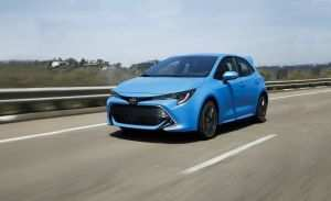48 Great 2019 Toyota Matrix Spesification with 2019 Toyota Matrix