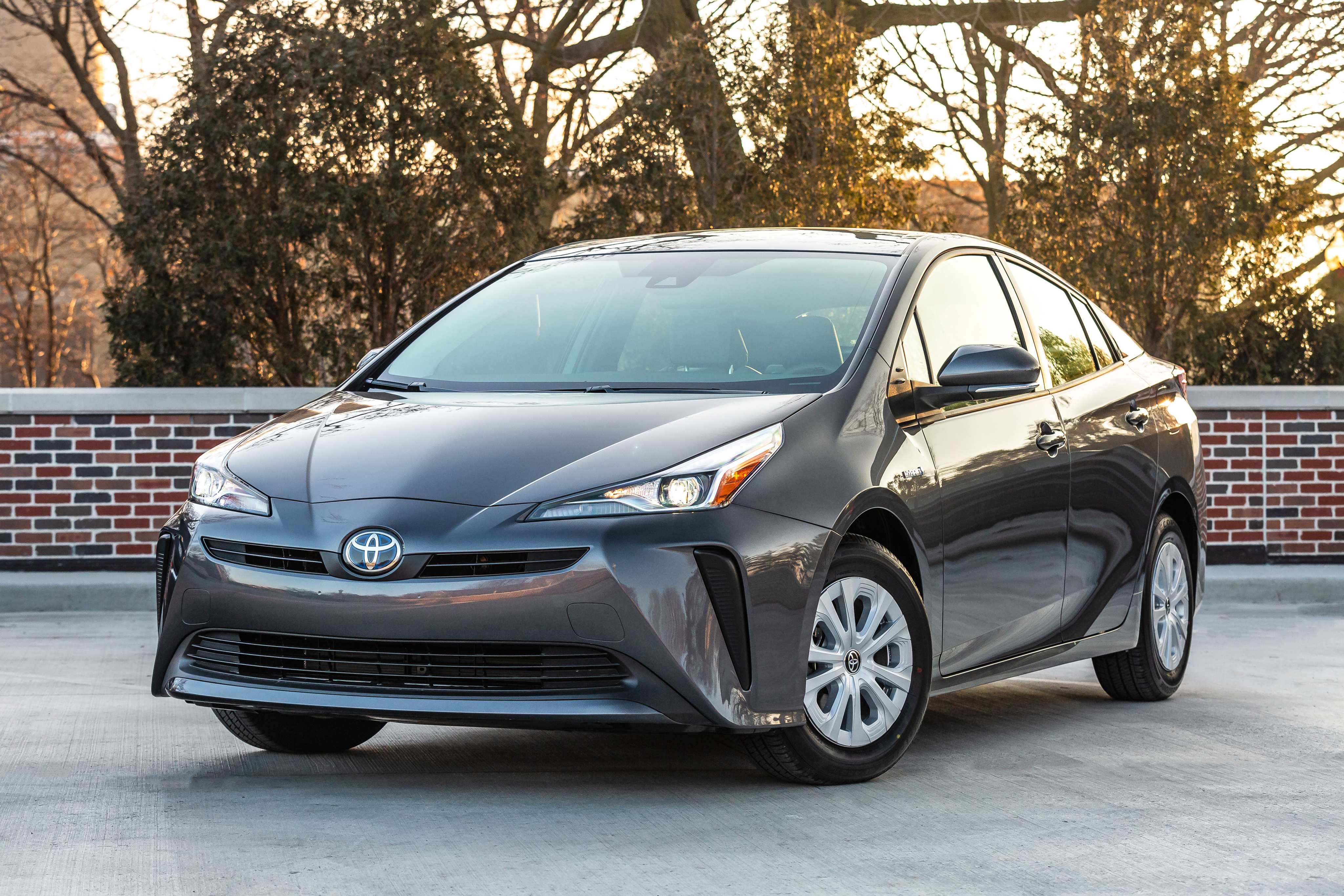 48 Great 2019 Toyota Prius Wallpaper with 2019 Toyota Prius