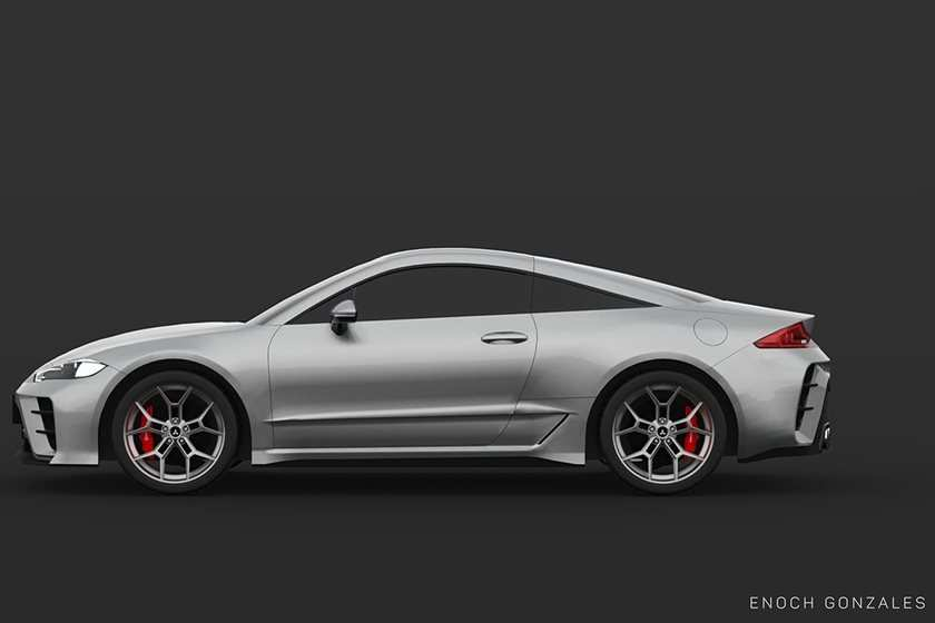48 Great Mitsubishi Eclipse Coupe 2020 Pictures for Mitsubishi Eclipse Coupe 2020