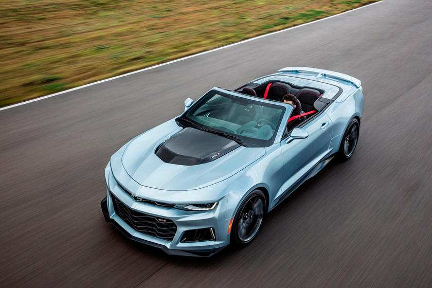 48 New 2020 Chevrolet Camaro Zl1 Exterior and Interior for 2020 Chevrolet Camaro Zl1