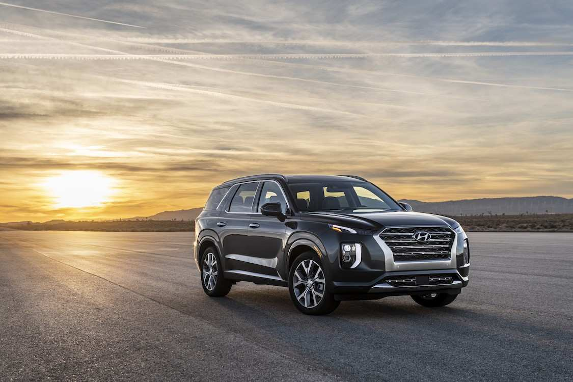 48 New Hyundai Full Size Suv 2020 Configurations with Hyundai Full Size Suv 2020