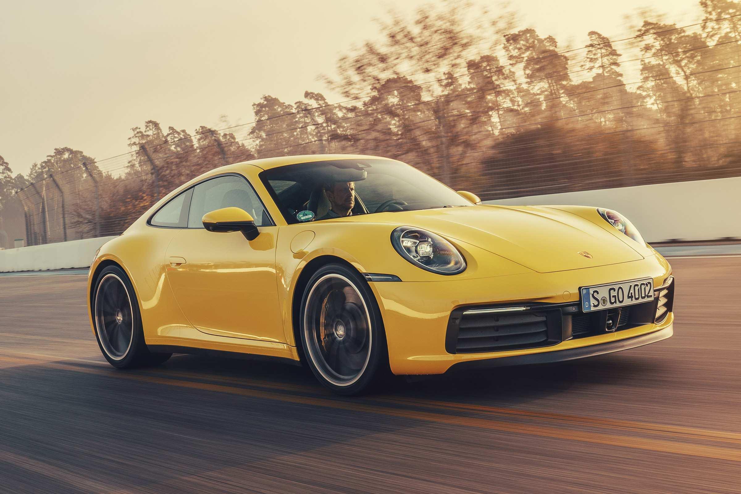 48 The 2019 Porsche 911 Concept for 2019 Porsche 911