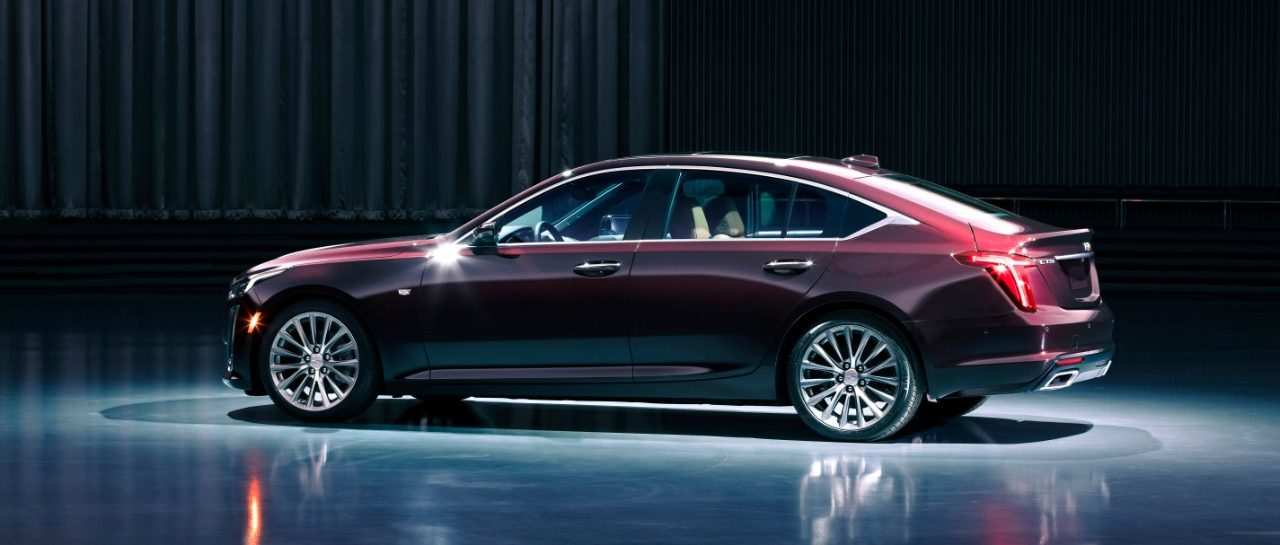 48 The Cadillac For 2020 Exterior with Cadillac For 2020