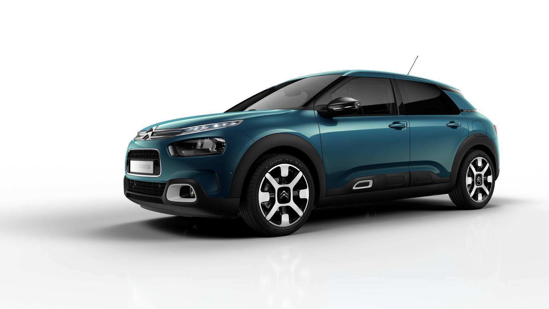 49 All New 2019 Citroen C4 Photos with 2019 Citroen C4