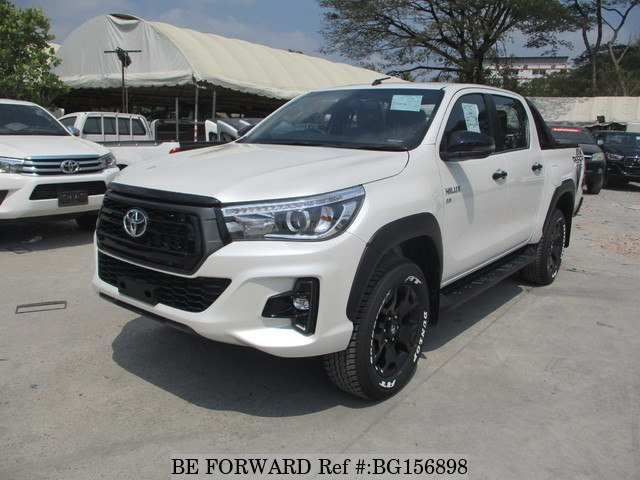 49 All New 2019 Toyota Hilux Picture by 2019 Toyota Hilux