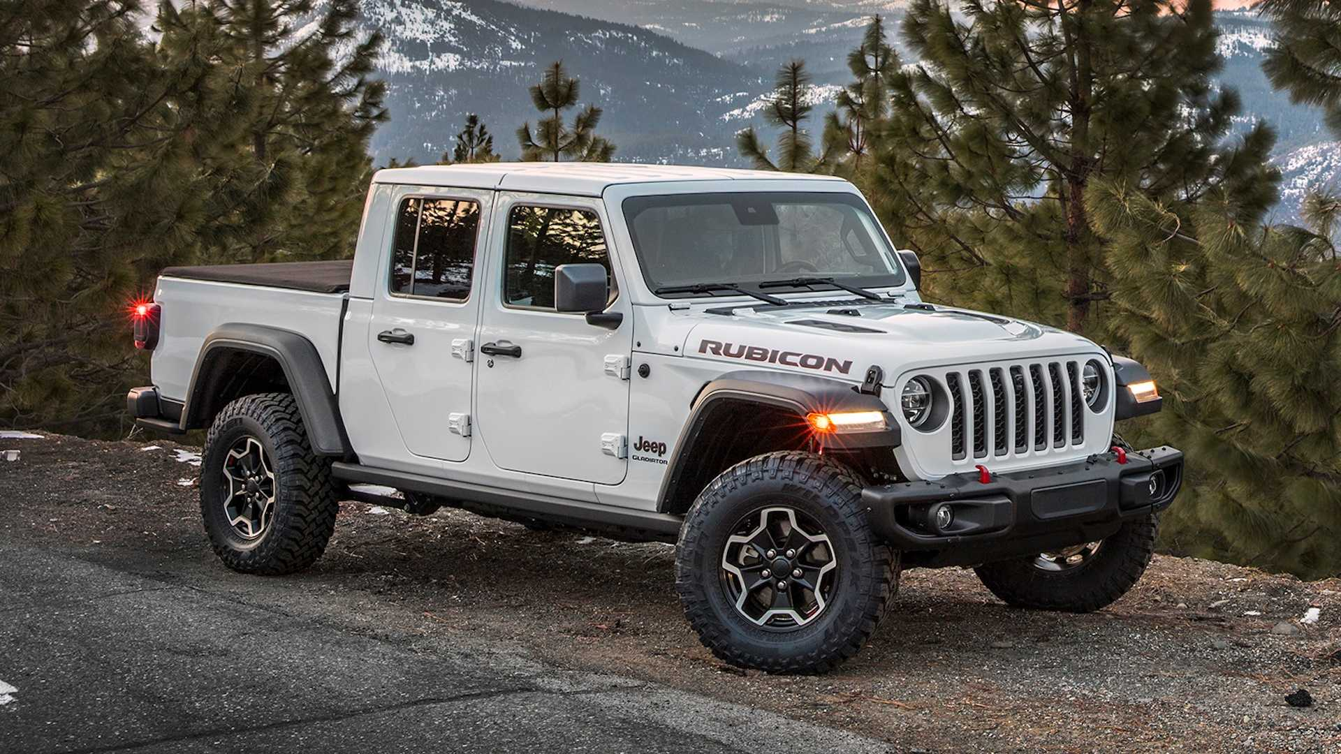 49 All New How Much Is The 2020 Jeep Gladiator Spy Shoot by How Much Is The 2020 Jeep Gladiator