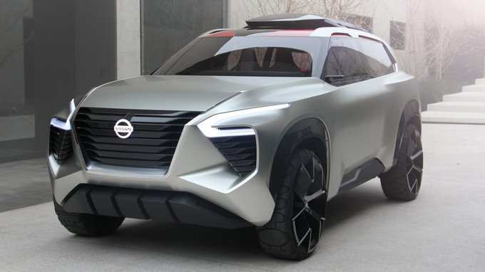 49 All New Nissan Concept 2020 Suv Interior with Nissan Concept 2020 Suv