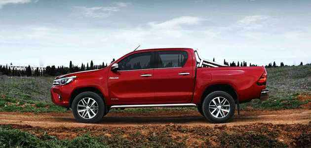 49 Concept of 2019 Toyota Hilux Images for 2019 Toyota Hilux