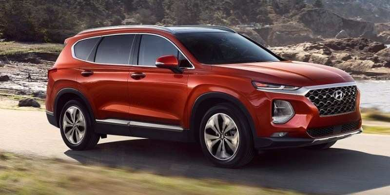 49 Concept of 2020 Hyundai Santa Fe N Speed Test by 2020 Hyundai Santa Fe N