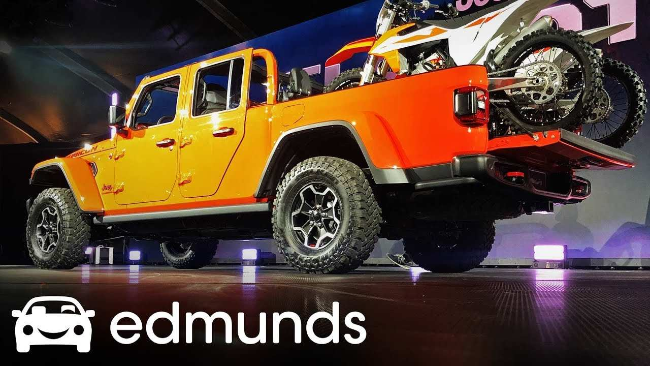 49 Concept of Jeep Rubicon Truck 2020 First Drive with Jeep Rubicon Truck 2020