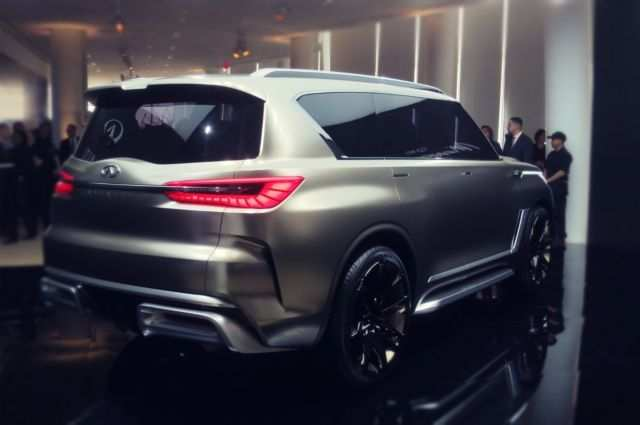 49 Concept of When Does The 2020 Infiniti Qx80 Come Out Overview with When Does The 2020 Infiniti Qx80 Come Out