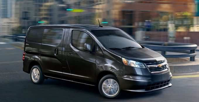 49 Gallery of Chevrolet Express Van 2020 Redesign and Concept with Chevrolet Express Van 2020