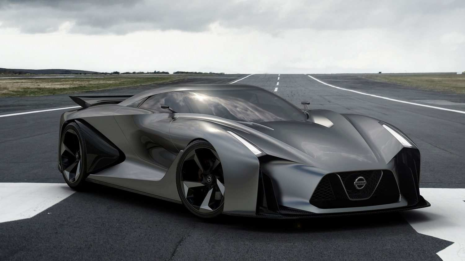 49 Gallery of Nissan Concept 2020 Gran Turismo History by Nissan Concept 2020 Gran Turismo