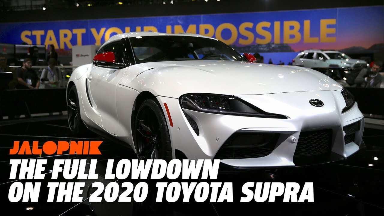 49 Great 2020 Toyota Supra Jalopnik Performance and New Engine for 2020 Toyota Supra Jalopnik