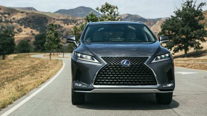 49 Great When Will 2020 Lexus Suv Come Out Redesign and Concept for When Will 2020 Lexus Suv Come Out