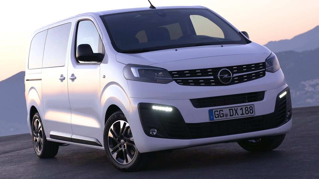 49 New 2019 Opel Vivaro Photos for 2019 Opel Vivaro