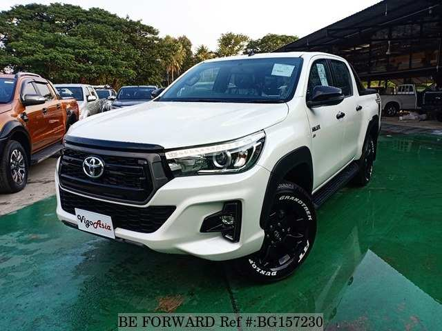 49 New 2019 Toyota Hilux Engine by 2019 Toyota Hilux
